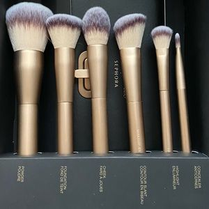 Makeup by Mario x Sephora complexion brushes